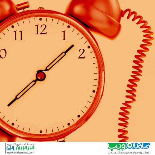 چطور مدت زمان فعالیتهای پس از تماس را کاهش دهیم